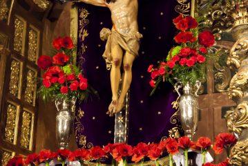 Cristo Adornado